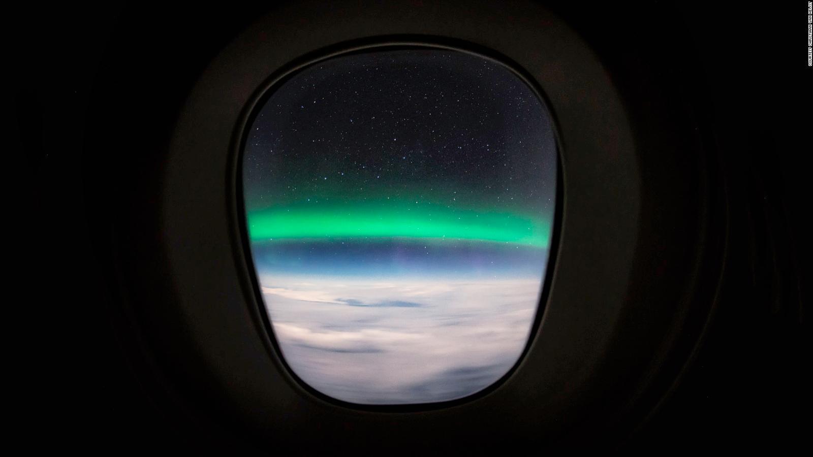 Pilot's spectacular photos taken from an airplane cockpit | CNN Travel