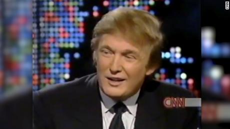Trump in 1999: Oprah would be first VP choice