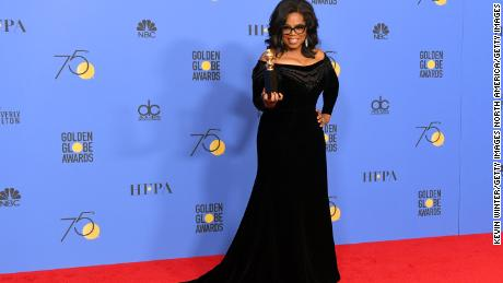 Oprah would make an exceptional president