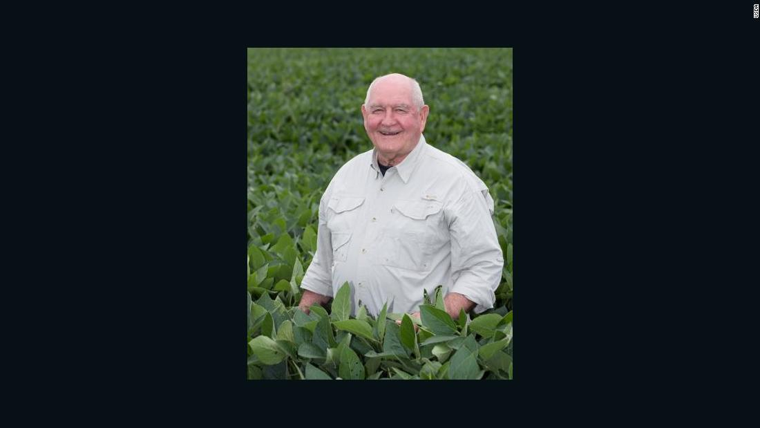 Agriculture Sec. Sonny Perdue: Florida governor's race 'so cotton-pickin' important' thumbnail