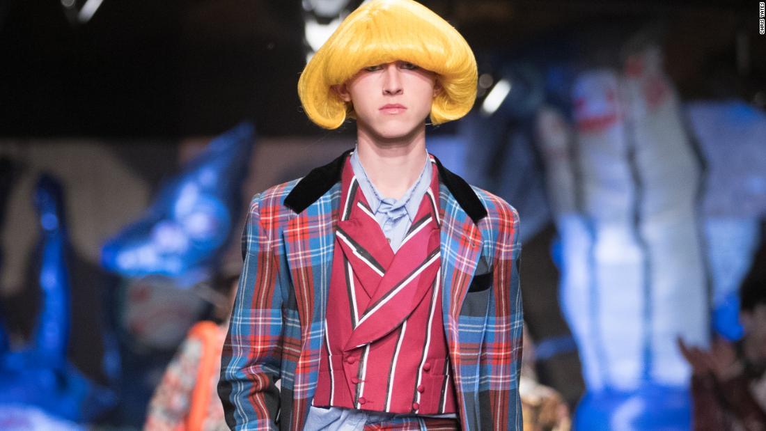 851f677069d Men s fashion week 2018 - CNN Style