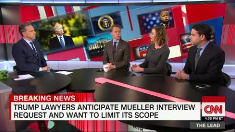 Mueller interview offers risks, rewards for Trump