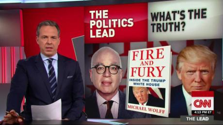 Lead Tapper fire and fury trump white house book live _00000102