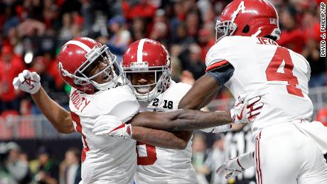 College football championship: Alabama vs. Georgia