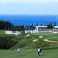 Dustin Johnson Sentry Tournament of Champions at Plantation Course at Kapalua