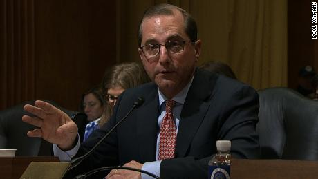 Hearing to Consider the Anticipated Nomination of Alex Michael Azar II, of Indiana, to be Secretary of Health and Human Services   Witnesses  Mr. Alex Michael Azar II  Of Indiana, To Be Secretary Of Health And Human Services  United States Department of Health and Human Services  Washington , DC
