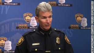 San Antonio top cop under fire after releasing immigrants to