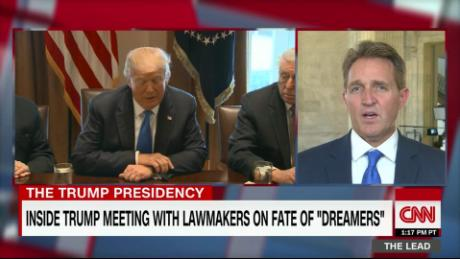 Lead Flake 1 DACA immigration meeting live _00010918