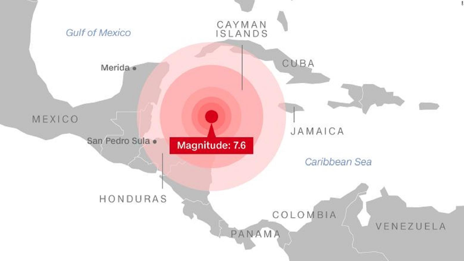 tsunami threat passes after strong earthquake off central america cnn