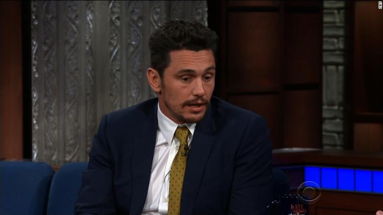 James Franco addresses misconduct allegations