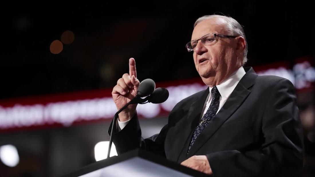 Joe Arpaio suggests he'd revive 'birther' theory if elected to Senate – Trending Stuff