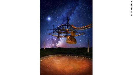 Data from the Arecibo Observatory in Puerto Rico helped with new research about fast radio bursts.