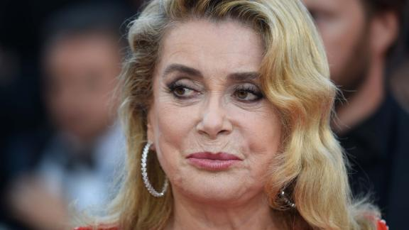 French star Catherine Deneuve was among those who signed a letter criticizing the #MeToo movement.