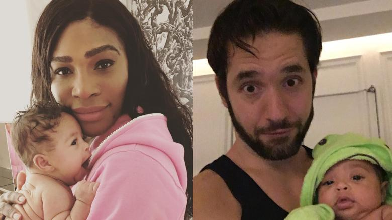 Serena Williams shares scary birth experience
