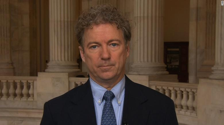 Rand Paul: I had the pain of 1,000 knives