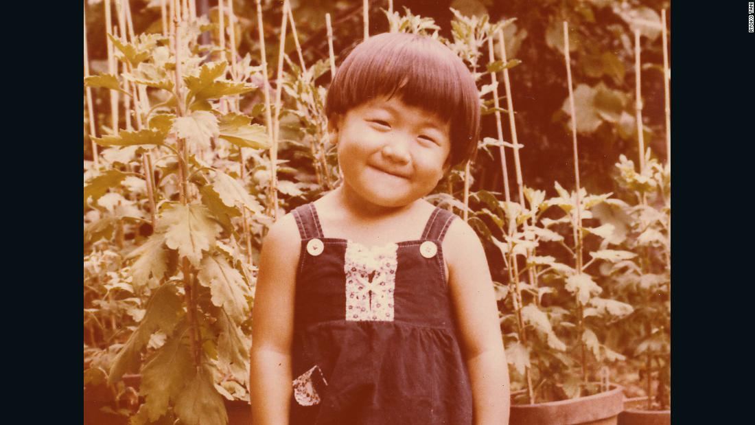 "Tani, pictured here in Kumamoto, Japan, was initially discouraged from the path she'd follow -- her mother preferring her to take lessons in something ""more fitting"" such as tennis or the piano."
