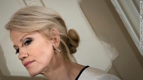 Conway: No credibility crisis for White House