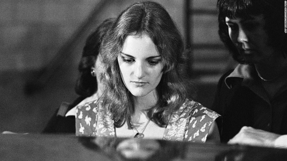 Patty Hearst, the granddaughter of famed publisher William Randolph Hearst, was kidnapped more than 40 years ago on February 4, 1974. With her family also including parents Randolph A. Hearst -- who at the time was the chairman of media empire Hearst Corp. -- and Catherine Hearst, a University of California regent, Patty Hearst grew up as a member of the California Bay Area's elite. And then, after that fateful February 4, she became one of the most famous women in America. <em>Correction: This gallery originally included an image that misidentified Patty Hearst.</em>