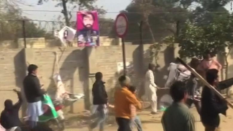 Pakistan rallies for murdered young girl