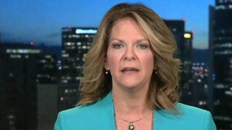Kelli Ward distances herself from Bannon and Arpaio
