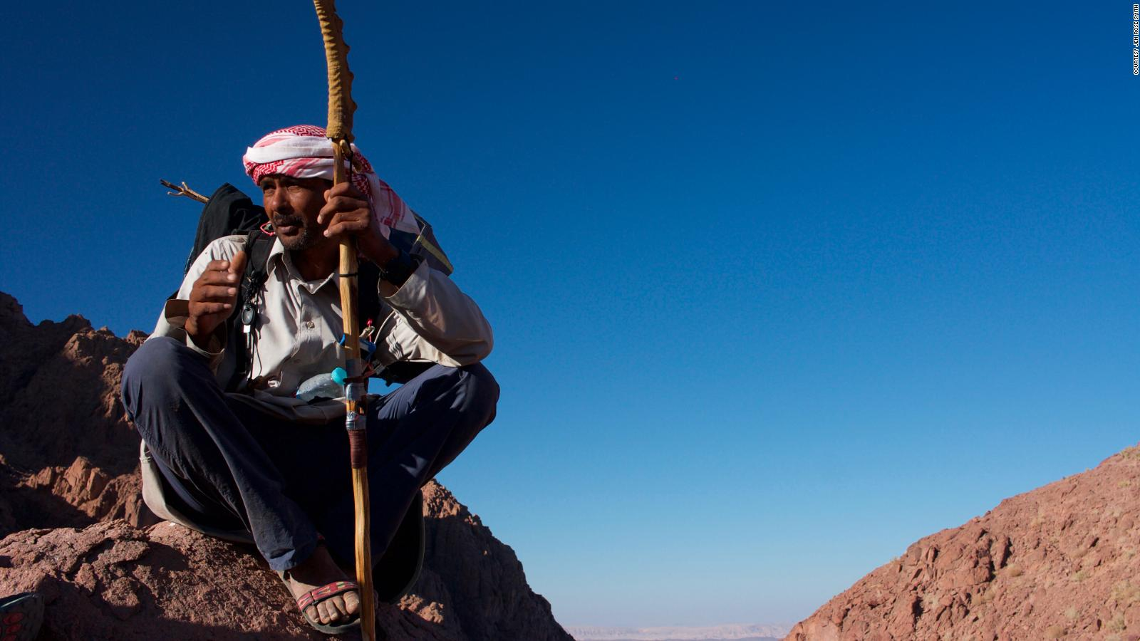 Sinai Trail: Bedouin bet on Egypt's first long-distance hike