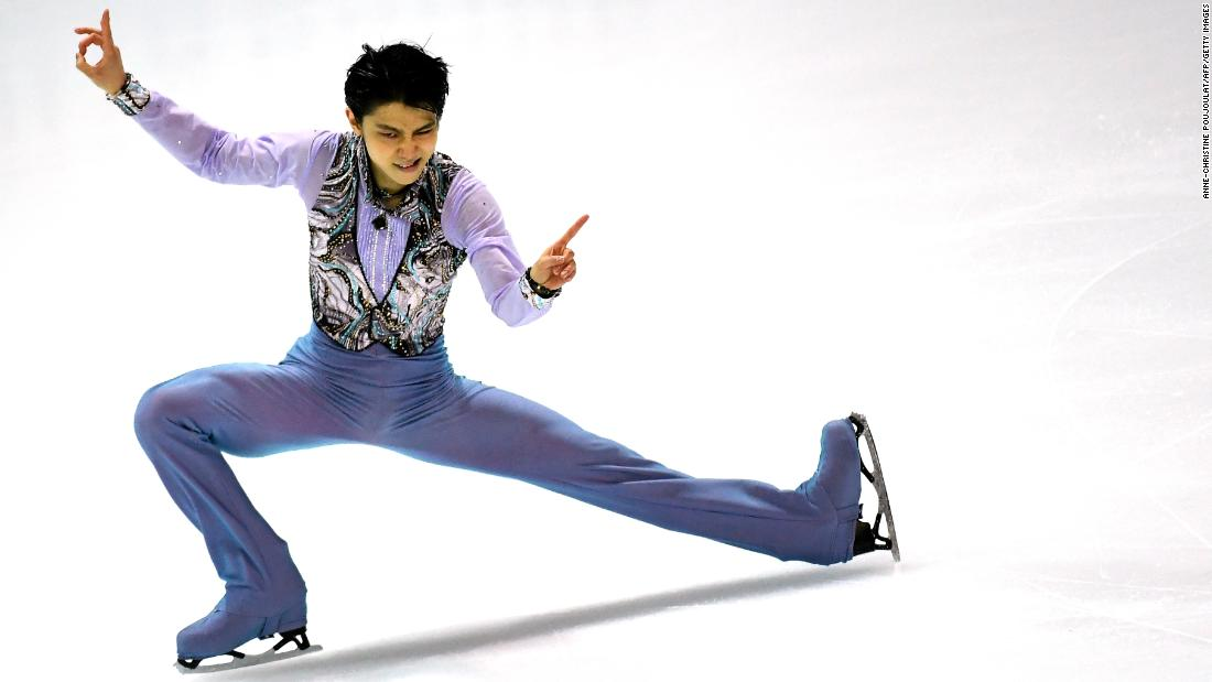 "<strong>Yuzuru Hanyu (Japan):</strong> Hanyu comes into PyeongChang as the man to beat in figure skating. The 2014 Olympic champion also won gold at the World Championships last year, and he holds several world-record scores. He was just 19 at the Sochi Games, where he became figure skating's <a href=""http://edition.cnn.com/2014/02/14/sport/olympics-day-seven-hanyu/index.html"" target=""_blank"">youngest Olympic champion</a> in 66 years."