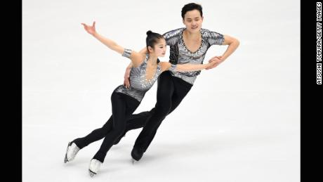 The secret to North Korea's skating success