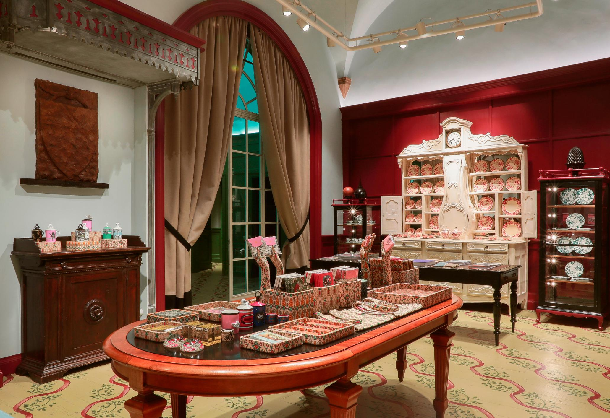 Inside Gucci\'s first restaurant   CNN Travel