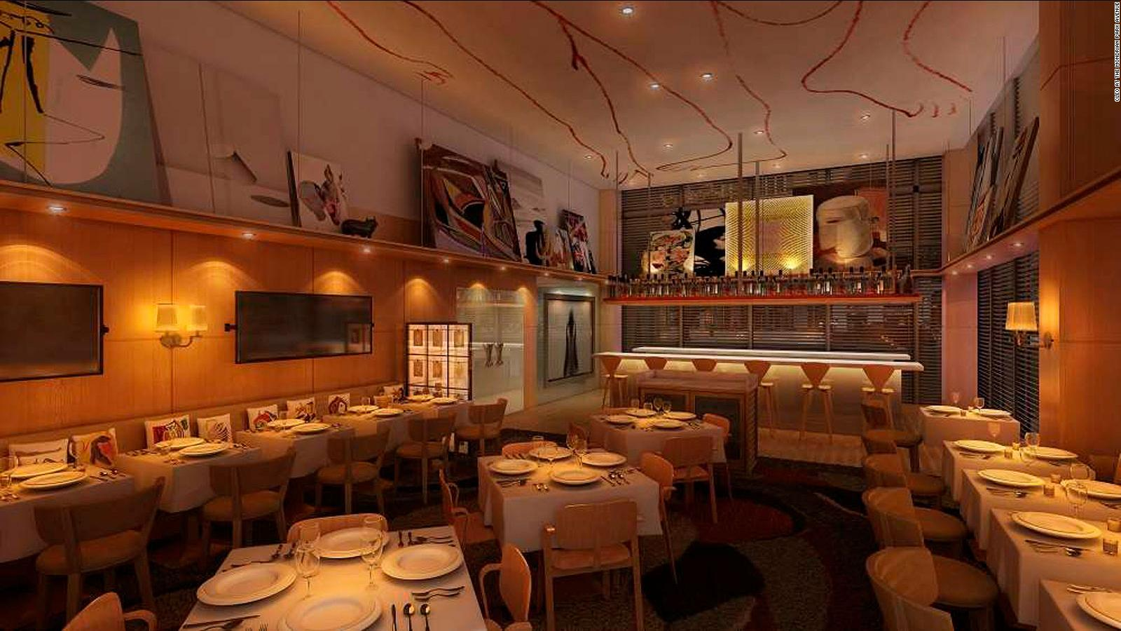 14 Hot New Restaurants Around The World For 2018 Cnn Travel
