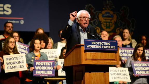 Young Americans drawn to Sen. Bernie Sanders' message would find that King shared a similar economic philosophy.