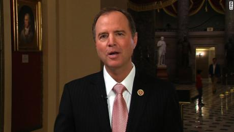 White House accuses Schiff of leaking info on Russia