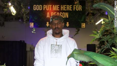 Sharod Simpson founded God Is Dope.