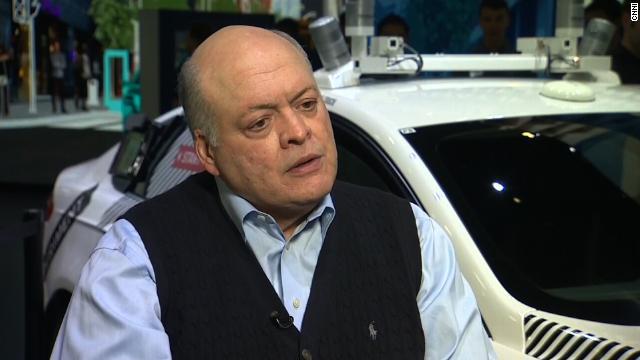 Jim Burke Ford >> Gemist: Ford CEO talks cars of the future