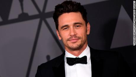 Actor James Franco attends the 2017 Governors Awards, on November 11, 2017, in Hollywood, California. / AFP PHOTO / VALERIE MACON        (Photo credit should read VALERIE MACON/AFP/Getty Images)