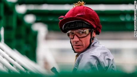 Veteran jockey Frankie Dettori will ride Toast of New York at Gulfstream Park.