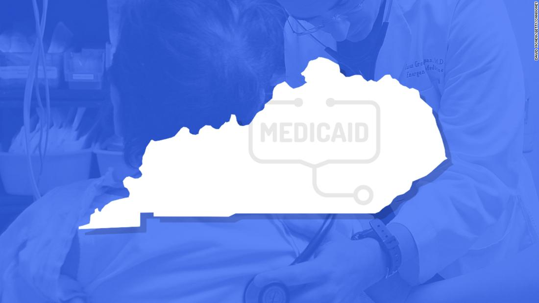 Trump administration doubles down on letting Kentucky impose Medicaid work requirements – Trending Stuff