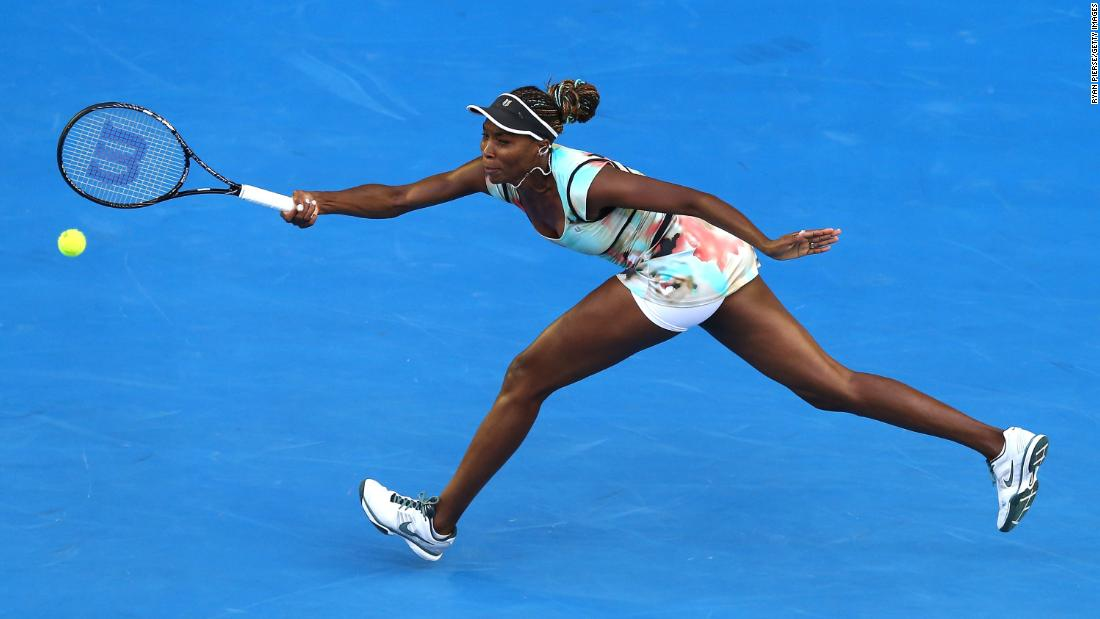 Since 1998, Venus has missed three Australian Open tournaments, twice due to wrist injuries and in 2012 following her diagnosis with Sjögren's syndrome in 2011. She got as far as the third round in the women's singles in 2013 where she was beaten by Russian Maria Sharapova.
