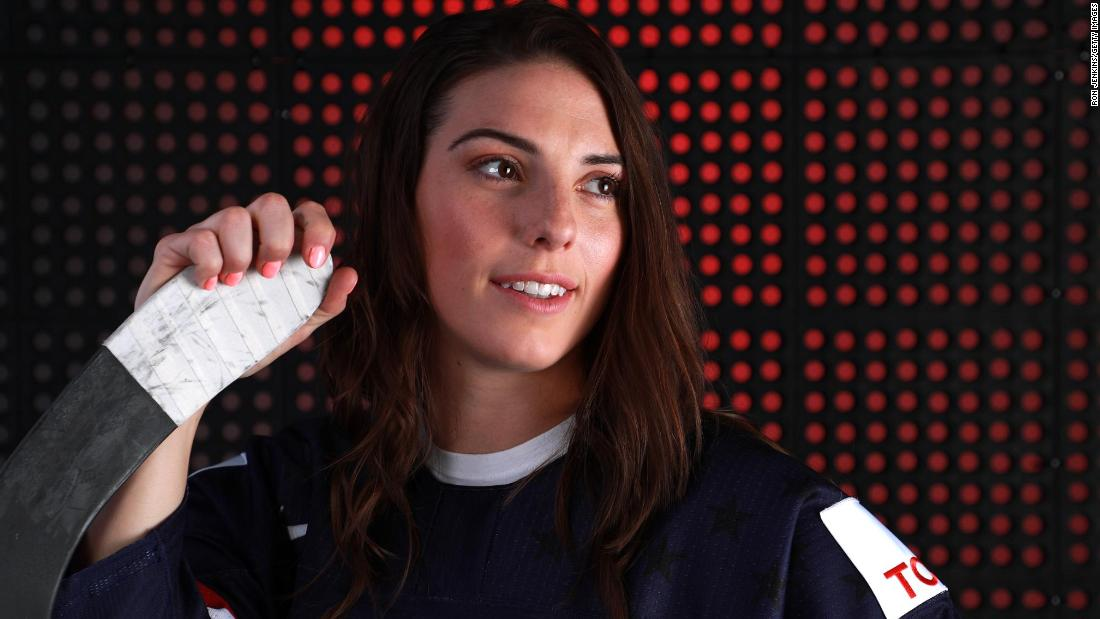 <strong>Hilary Knight (ice hockey):</strong> Knight is one of the veterans of a women's hockey team that has come agonizingly close to winning gold at the past two Olympics. She was the youngest member of the team in 2010, and in 2014 she was tied for the team lead in points.