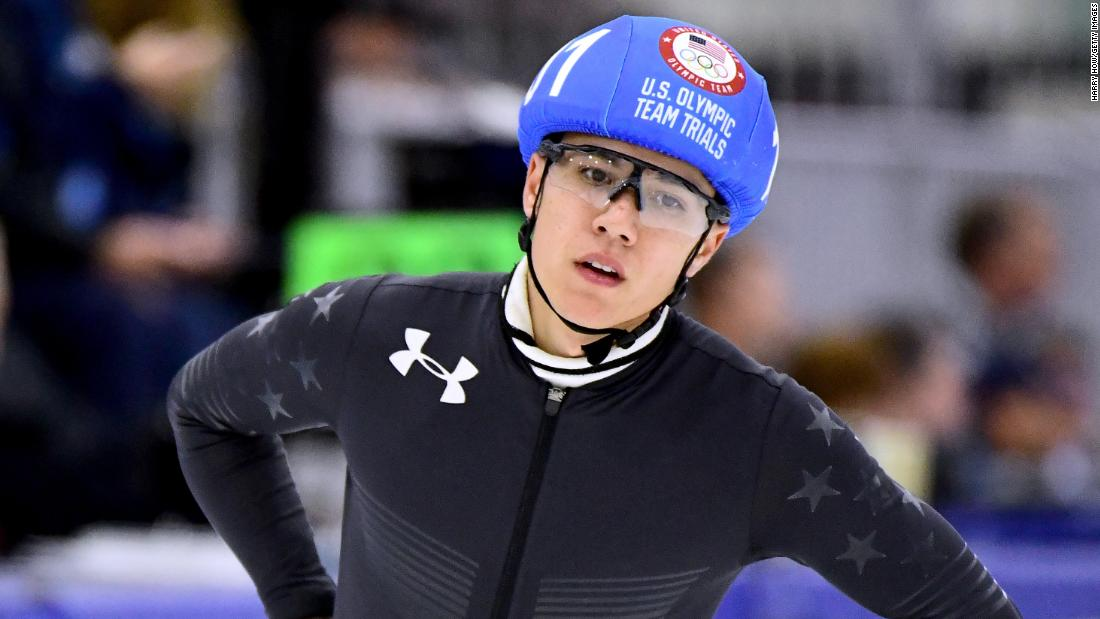 <strong>J.R. Celski (short track):</strong> Celski won three Olympic medals at the 2014 Sochi Games, but he's still looking for his first gold. He is the world-record holder in the 500 meters.
