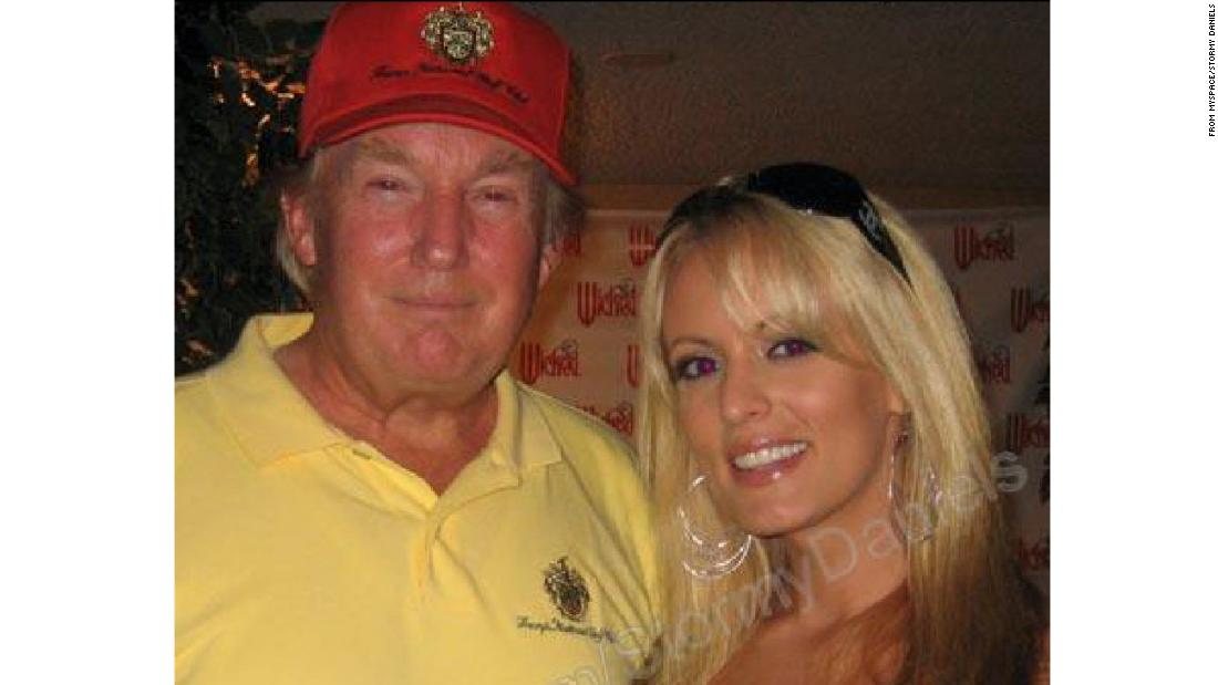 Trump asking for advice on Stormy Daniels situation