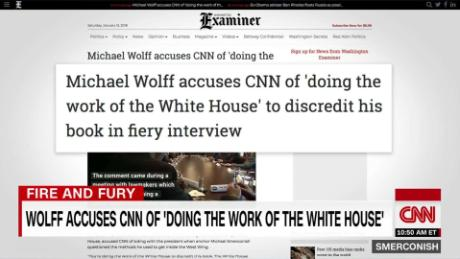 "Smerconish on Wolff's charge he's ""doing work of the White House""_00000000"