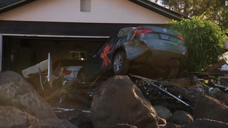 California faces long recovery after mudslides