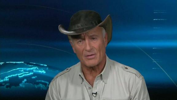 Image for Jack Hanna, beloved animal expert, stepping away because of dementia