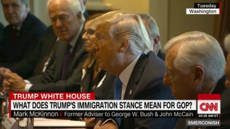What does Trump's immigration stance mean for GOP? _00002929.jpg