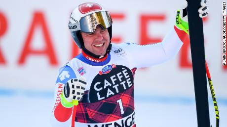 Feuz also won in Wengen in 2012 and was second in 2015.