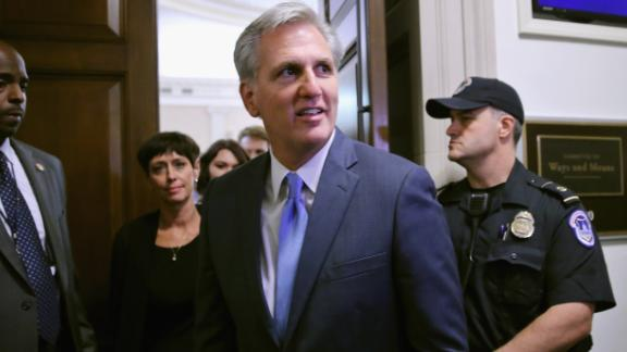 House Majority Leader Kevin McCarthy. (Photo by Chip Somodevilla/Getty Images)