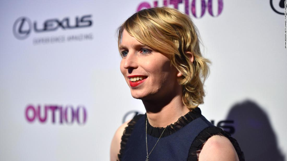 Chelsea Manning's health threatened by solitary confinement, group says