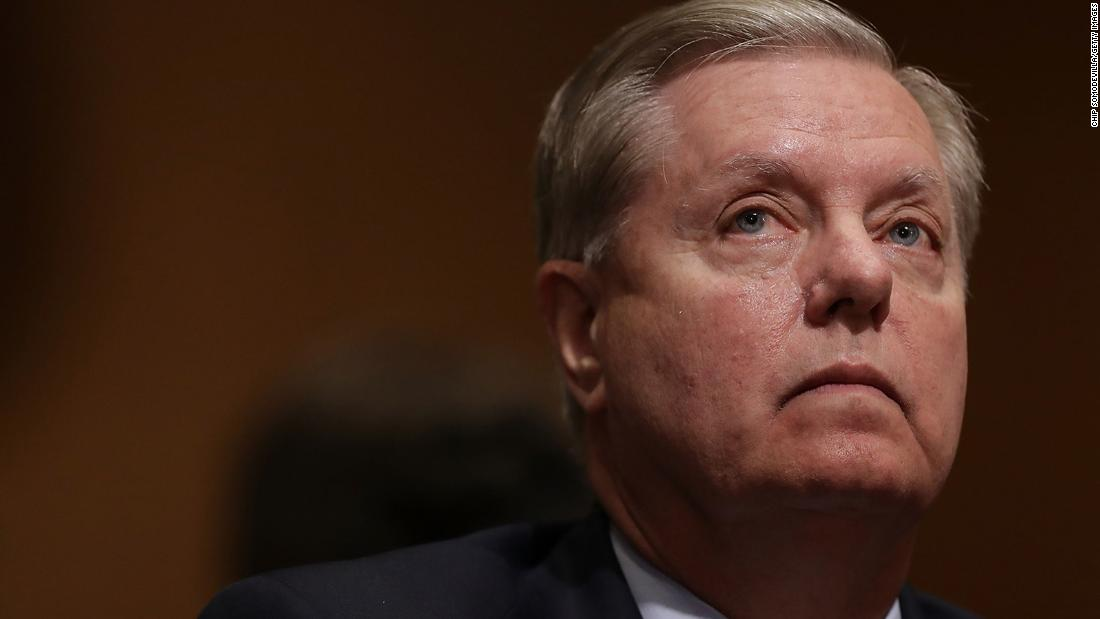 Analysis: Here's why Lindsey Graham plays so nice with Trump