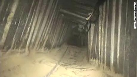 The IDF Completed the Destruction of a Terror Tunnel in the Area of the Kerem Shalom Crossing This morning the IDF completed the destruction of a terror tunnel infiltrating into Israeli territory underneath the Kerem shalom crossing.