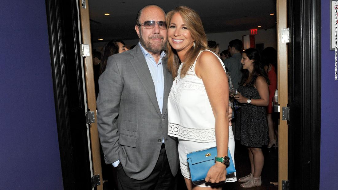 Bobby Zarin Of Real Housewives Dies Cnn